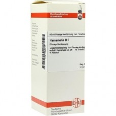 HAMAMELIS D 6 Dilution 50 ml