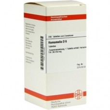 HAMAMELIS D 6 Tabletten 200 St