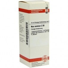 NUX VOMICA C 30 Dilution 20 ml