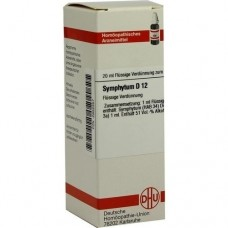 SYMPHYTUM D 12 Dilution 20 ml