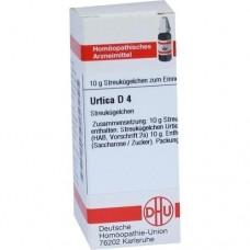 URTICA D 4 Globuli 10 g