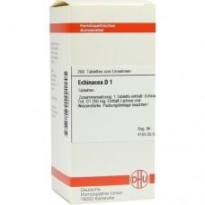 ECHINACEA HAB D 1 Tabletten 200 St