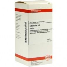ECHINACEA HAB D 6 Tabletten 200 St