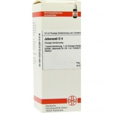 JABORANDI D 4 Dilution 50 ml