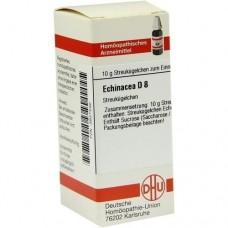 ECHINACEA HAB D 8 Globuli 10 g