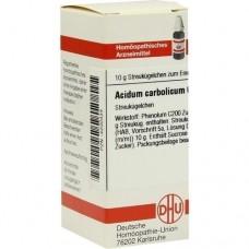 ACIDUM CARBOLICUM C 200 Globuli 10 g