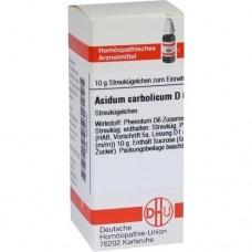 ACIDUM CARBOLICUM D 6 Globuli 10 g
