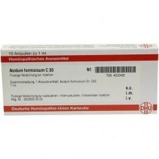 ACIDUM FORMICICUM C 30 Ampullen 10X1 ml