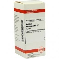 ACIDUM FORMICICUM D 12 Tabletten 80 St