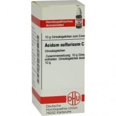ACIDUM SULFURICUM C 30 Globuli 10 g