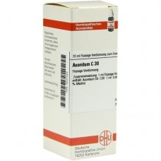 ACONITUM C 30 Dilution 20 ml