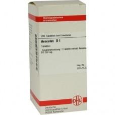 AESCULUS D 1 Tabletten 200 St