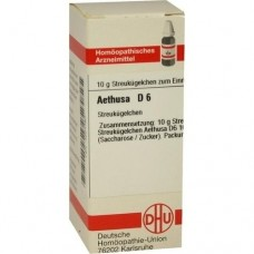 AETHUSA D 6 Globuli 10 g