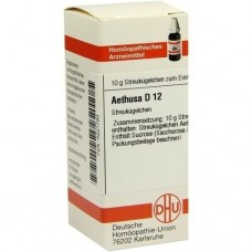 AETHUSA D 12 Globuli 10 g