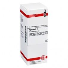 AGARICUS D 12 Dilution 50 ml