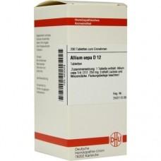 ALLIUM CEPA D 12 Tabletten 200 St