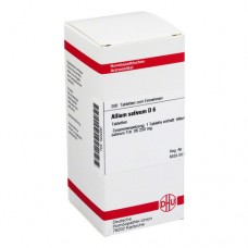 ALLIUM SATIVUM D 6 Tabletten 200 St