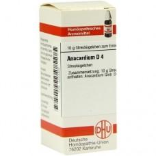 ANACARDIUM D 4 Globuli 10 g
