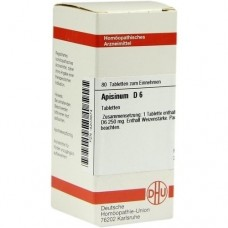 APISINUM D 6 Tabletten 80 St