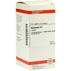 APOCYNUM D 6 Tabletten 200 St