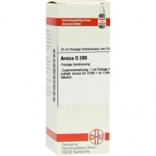 ARNICA D 200 Dilution 20 ml