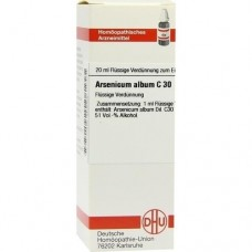 ARSENICUM ALBUM C 30 Dilution 20 ml