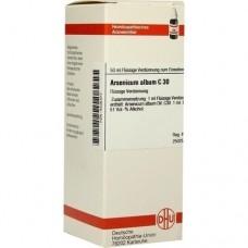 ARSENICUM ALBUM C 30 Dilution 50 ml