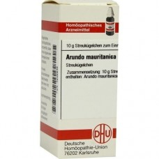 ARUNDO mauritanica C 6 Globuli 10 g