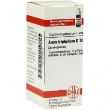 ARUM TRIPHYLLUM D 12 Globuli 10 g