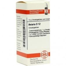 AVIARIA D 12 Globuli 10 g