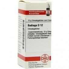 BADIAGA D 12 Globuli 10 g