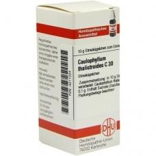 CAULOPHYLLUM THALICTROIDES C 30 Globuli 10 g