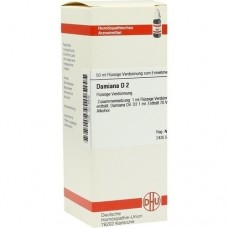 DAMIANA D 2 Dilution 50 ml