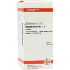 DATISCA cannabina D 3 Tabletten 200 St