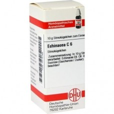 ECHINACEA HAB C 6 Globuli 10 g