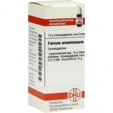 FERRUM ARSENICOSUM D 12 Globuli 10 g