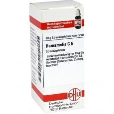 HAMAMELIS C 6 Globuli 10 g