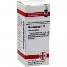 HAMAMELIS C 30 Globuli 10 g
