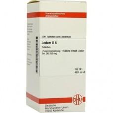 JODUM D 6 Tabletten 200 St