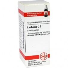 LACHESIS C 6 Globuli 10 g