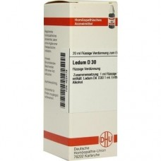 LEDUM D 30 Dilution 20 ml