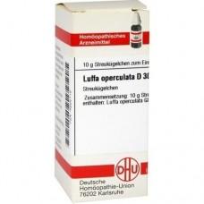 LUFFA OPERCULATA D 30 Globuli 10 g