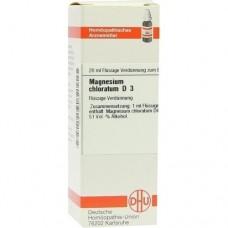 MAGNESIUM CHLORATUM D 3 Dilution 20 ml