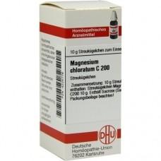 MAGNESIUM CHLORATUM C 200 Globuli 10 g