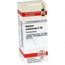 NATRIUM CARBONICUM C 30 Globuli 10 g