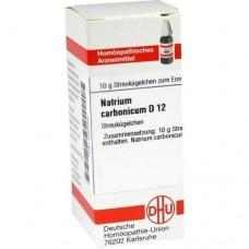 NATRIUM CARBONICUM D 12 Globuli 10 g