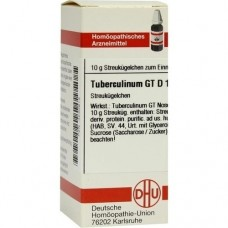 TUBERCULINUM GT D 12 Globuli 10 g