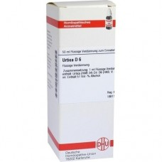 URTICA D 6 Dilution 50 ml