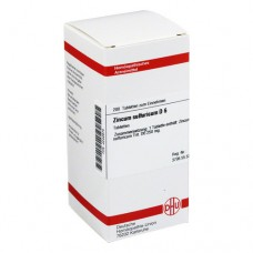 ZINCUM SULFURICUM D 6 Tabletten 200 St