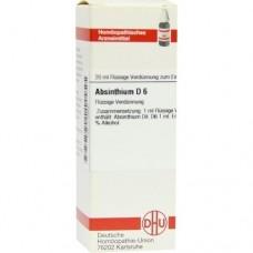 ABSINTHIUM D 6 Dilution 20 ml